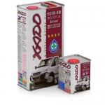 Моторное масло XADO Atomic Oil 10W-40 SG/CF-4 Silver