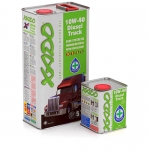 Моторное масло XADO Atomic Oil 10W-40 Diesel Truck