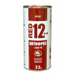 XADO Antifreeze Red 12++ -40 ⁰C