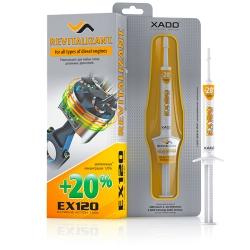 Ревитализант XADO Revitalizant EX120 для дизельных двигателей