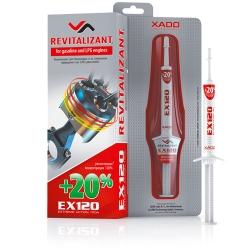 XADO Revitalizant EX120 для бензиновых двигателей. Усиленный ревитализант.