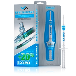 Revitalizant EX120 для ГУР и другого гидравлического оборудования
