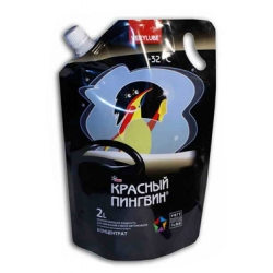 КРАСНЫЙ ПИНГВИН -32°С (ЗИМА)