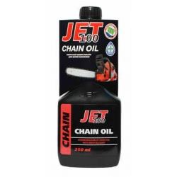 Биоразлагаемое масло JET 100 CHAIN OIL для цепей бензопил