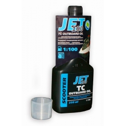 Масло JET 100 TC Outboard Oil